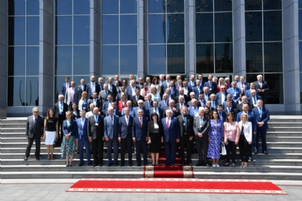 53rd PABSEC General Assembly, Baku, 19-21 June 2019