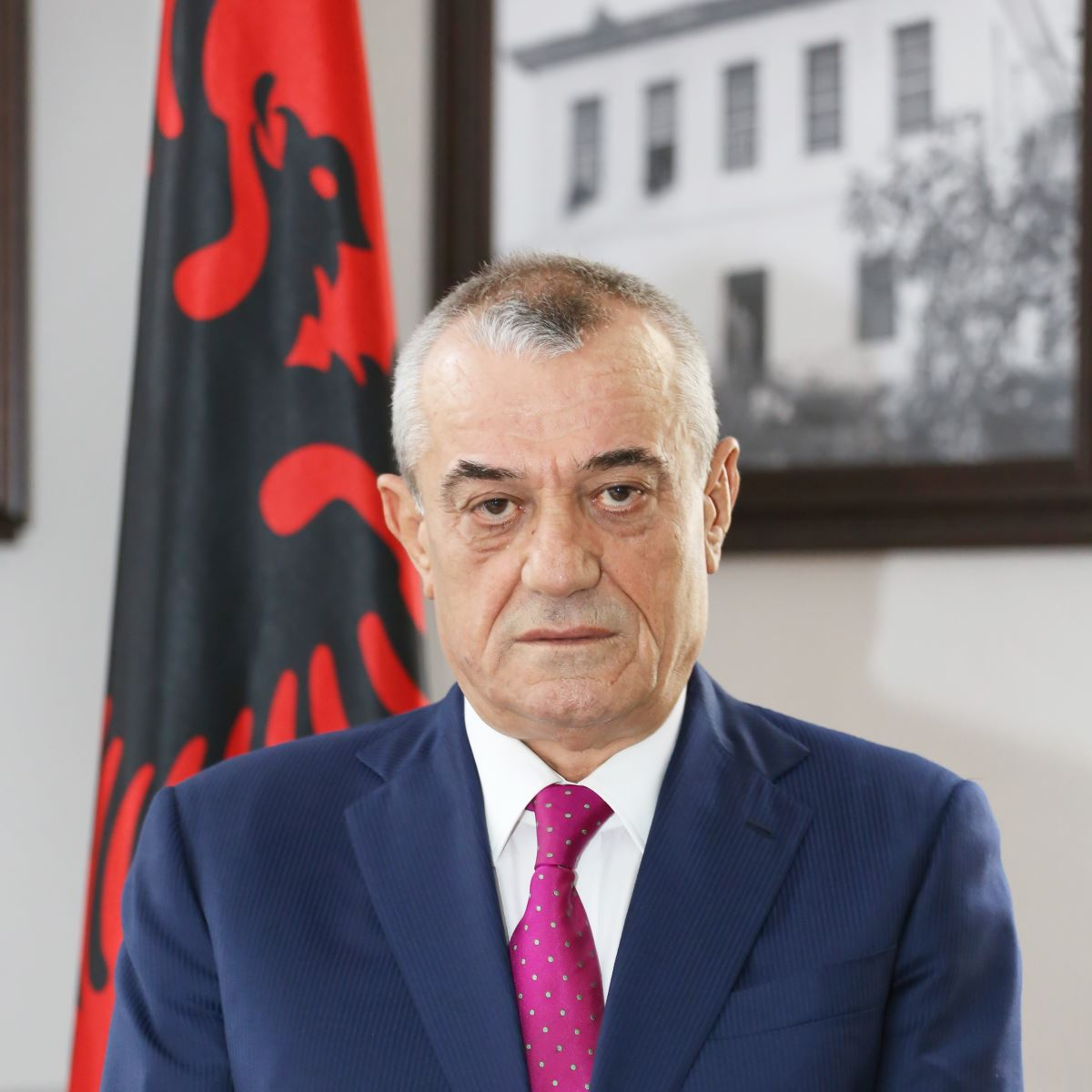 H.E. Mr. Gramoz RUÇI