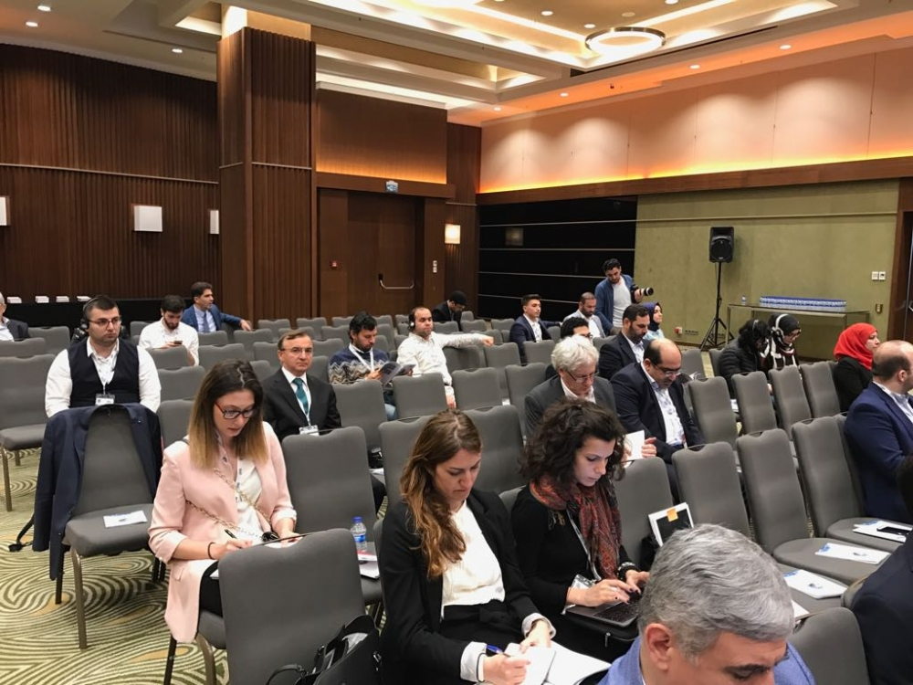 "Participation of Mr. Fuat Küçükaydın, PABSEC Deputy Secretary General in the 3rd Annual Security Conference ""Towards New Security Arrangements for the MENA Region"", Istanbul, 6 May 2018"