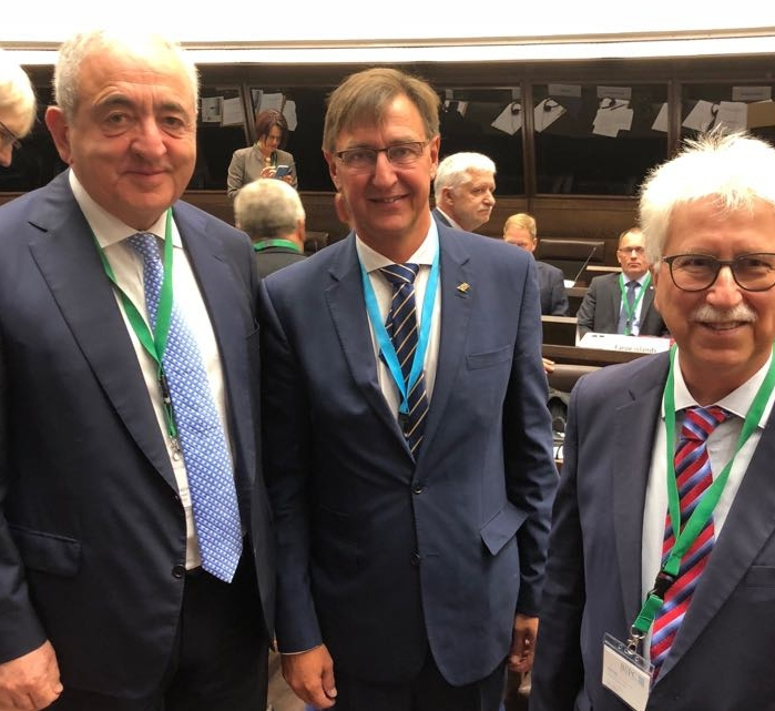 Participation of Mr. Asaf Hajiyev, PABSEC Secretary General, in the 27th Baltic Sea Parliamentary Conference, Aland Islands, 26-28 August 2018