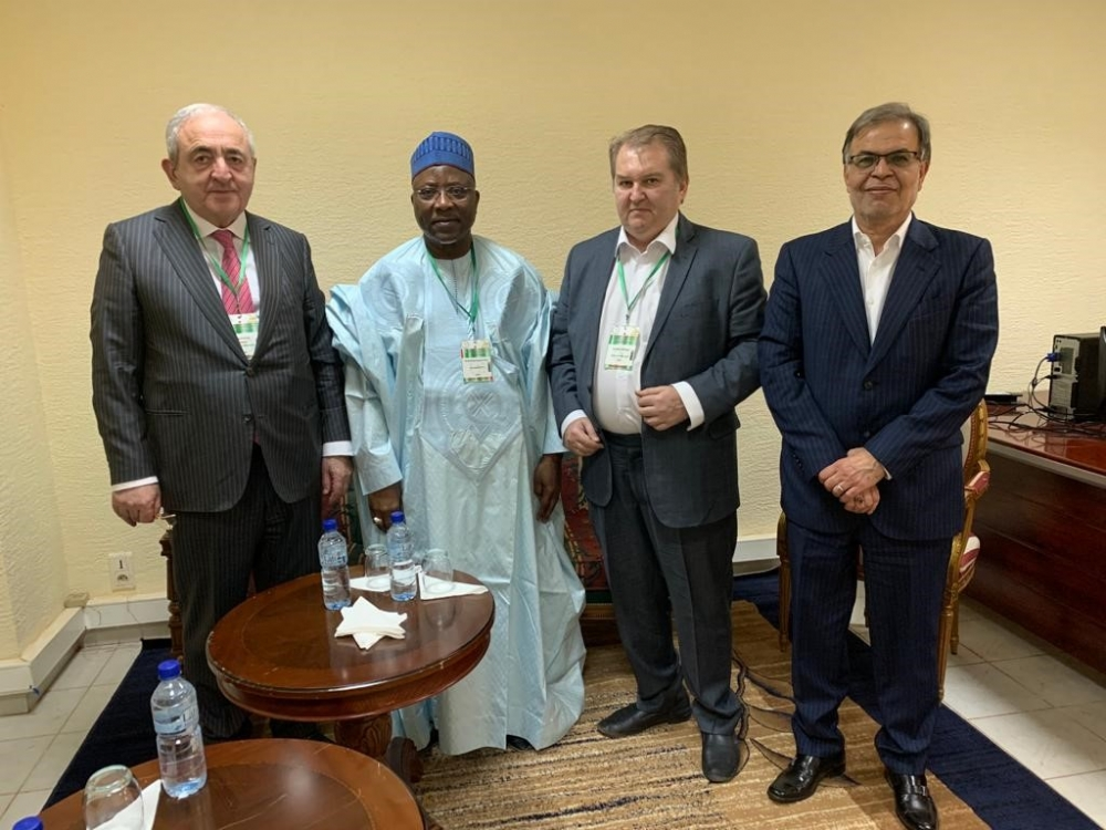 The PABSEC Participation in the 15th Conference of the Parliamentary Union of the Organization of Islamic Cooperation (PUIC), Ouagadougou, Burkina Faso, 27-30 January 2020