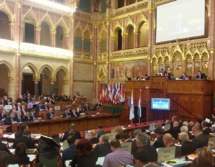 The Spring Session Meeting of the NATO Parliamentary Assembly, Budapest, 15 – 18 May 2015