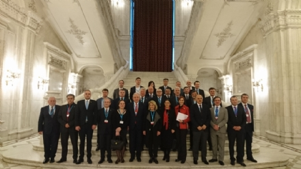 The Fiftieth Meeting of the PABSEC Economic, Commercial, Technological and Environmental Affairs Committee, Bucharest, 28-29 March 2018