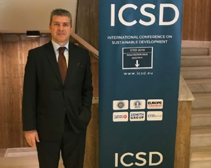 Participation of Mr. Miltiadis Makrygiannis, PABSEC Deputy Secretary General, in the 4th International Conference on Sustainable Development,  Athens, 12 – 13 April 2018