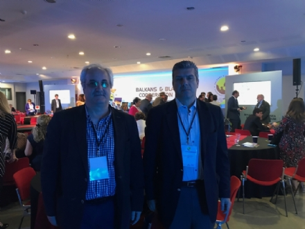 Participation of Mr. Konstantinos Morfidis, Head of the PABSEC Hellenic delegation and Mr. Miltiadis Makrygiannis, PABSEC Deputy Secretary General, in the 2nd Balkans and Black Sea Forum, Athens, 30 May – 1 June 2018
