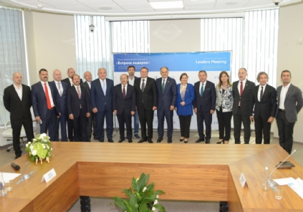Meeting of the Representatives of Black Sea Cities of Bulgaria, Russia and Turkey dedicated to Cruise Tourism in the Black Sea