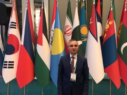 Participation of the PABSEC Delegation in the 11th Plenary Session of the Asian Parliamentary Assembly, Istanbul, 29 November-1 December 2018