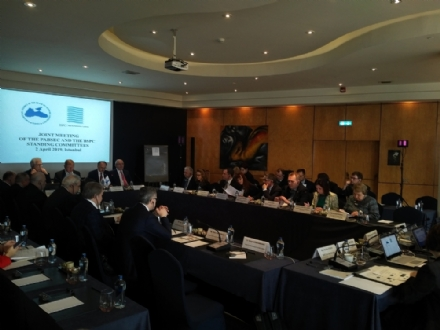 Joint Meeting of the Standing Committees of the PABSEC and the BSPC, Istanbul, 2 April 2019