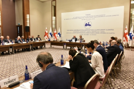 53rd Meeting of the PABSEC Legal and Political Affairs Committee, Batumi, 15-16 May 2019