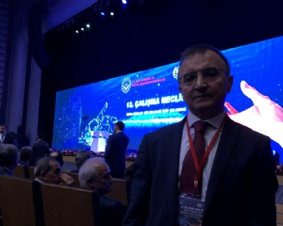PABSEC Participation in the 12th Work Council, Ankara, 23 May 2019