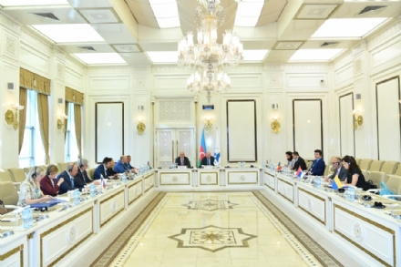 Supplementary Meeting of the Fifty-Second Meeting of the PABSEC Cultural, Educational and Social Affairs Committee, Baku, 19 June 2019