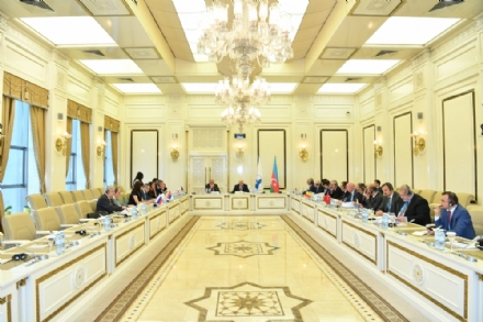 Meetings of the Bureau of the Assembly and the Standing Committee, Baku, 19 June 2019
