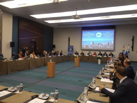 The 54th Meeting of the PABSEC Legal and Political Affairs Committee, Sochi, Russian Federation, 25-26 September 2019