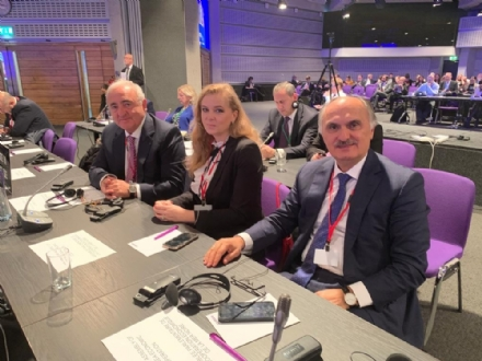 The PABSEC participation in the 65th Session of the NATO Parliamentary Assembly, London, 11-14 October 2019