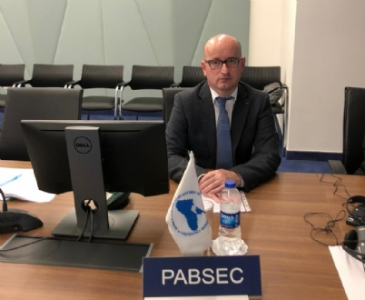 Participation of the PABSEC International Secretariat in the Meeting of the BSEC  Committee of Senior Officials for Related Bodies, Observers and Sectoral Dialogue Partners, Istanbul, 22 October 2019