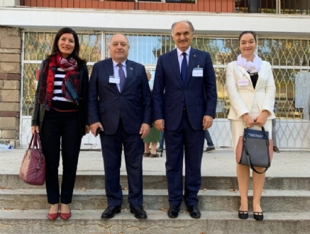 Participation of the PABSEC delegation in the observation of local elections in the Republic of Bulgaria, Sofia, 27 October 2019