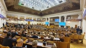 The PABSEC Participation in the 50th Plenary Session of the Inter-parliamentary Assembly of the CIS, St. Petersburg, 22 November 2019