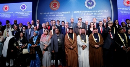 The PABSEC Participation in the 12th Session of the Asian Parliamentary Assembly, 13-18 December 2019, Antalya, Turkey