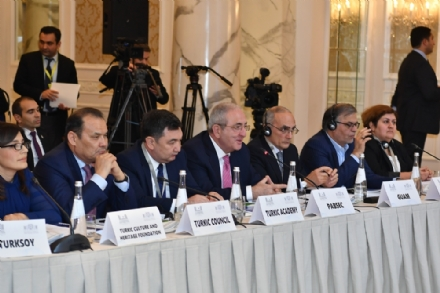 The PABSEC participation in the 9th Plenary Session of the Parliamentary Assembly of the Turkic-speaking Countries, Baku, 18 December 2019
