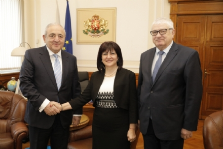 Working visit of Mr. Asaf Hajiyev, PABSEC Secretary General to the National Assembly of the Republic of Bulgaria, Sofia, 16 January 2020