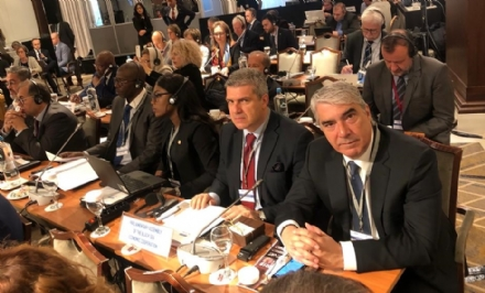 The PABSEC Participation in the 14th Plenary Session of the Parliamentary Assembly of the Mediterranean (PAM), Athens, 19-21 February 2020
