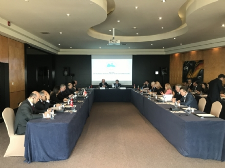 The First 2020 Meeting of the Working Group on the PABSEC Rules of Procedure, Istanbul, 4 March 2020
