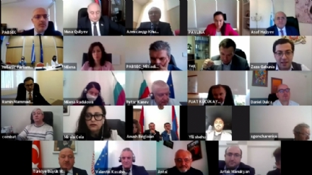 The 55th Meeting of the PABSEC Cultural, Educational and Social Affairs Committee was held online on 7 October 2020