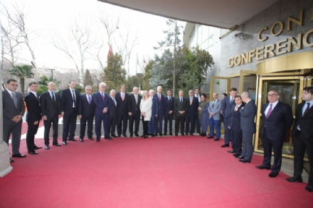MEETING OF THE SECRETARIES GENERAL OF THE PARLIAMENTS OF THE BSEC MEMBER STATES,  ISTANBUL, 6 FEBRUARY 2017
