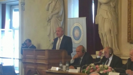 Participation of Mr. Asaf Hajiyev, PABSEC Secretary General, to the 22nd General Assembly of the Interparliamentary Assembly on Orthodoxy, Vienna, 25 – 29 June 2015