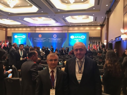 Participation of the PABSEC Delegation in the 10th Plenary Session of the Asian Parliamentary Assembly, Istanbul, 21-24 November 2017