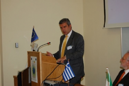 Participation of the PABSEC Deputy Secretary General Mr. Miltiadis Makrygiannis to the kick-off meeting of the project HERON organized by the Energy Policy and Development Centre (KEPA), Athens, 18 June 2015