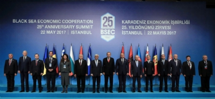 THE 25th ANNIVERSARY SUMMIT OF THE ORGANIZATION OF THE BLACK SEA ECONOMIC COOPERATION, Istanbul, 22 May 2017