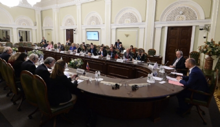 The Fifty-Seventh Meeting of the Bureau of the Assembly and the Fiftieth Meeting of the PABSEC Standing Committee, Kyiv, 28 November 2017
