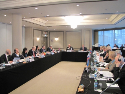 The First 2017 Meeting of the Working Group on the PABSEC Rules of Procedure, Istanbul, 22 February 2017