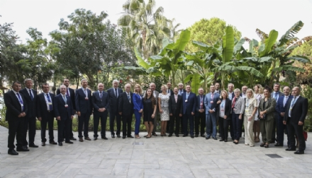 The Forty-Eighth Meeting of the PABSEC Legal and Political Affairs Committee and the Forty-Seventh Meeting of the PABSEC Economic, Commercial, Technological and Environmental Affairs Committee, 5 October 2016, Antalya (Turkey)