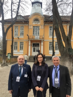 The PABSEC Observation Mission to the Parliamentary Elections in the Republic of Bulgaria, 26 March 2017