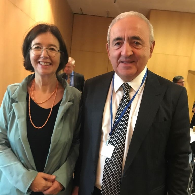 Participation of Mr. Asaf Hajiyev, PABSEC Secretary General, in the Autumn Meeting of the OSCE PA, 3 – 5 October 2017,  Andorra la Vella, Andorra