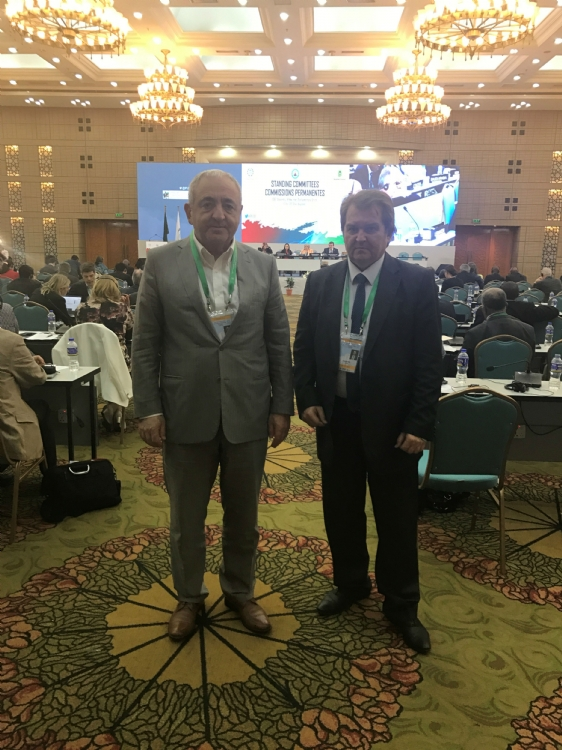 Participation of Mr. Michael Yemelıanov, Head of the PABSEC Russian Delegation and Mr. Asaf Hajıyev, PABSEC Secretary General, in the 136th General Assembly of the Inter-Parliamentary Union (IPU), Dhaka (Bangladesh), 1 – 5 April 2017