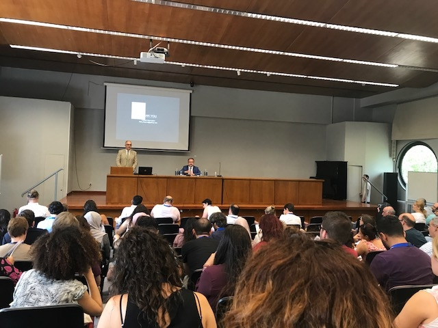 Participation of Mr. Miltiadis Makrygiannis, PABSEC Deputy Secretary General, in the 5th International Migration Conference, Athens, 23 - 26 August 2017