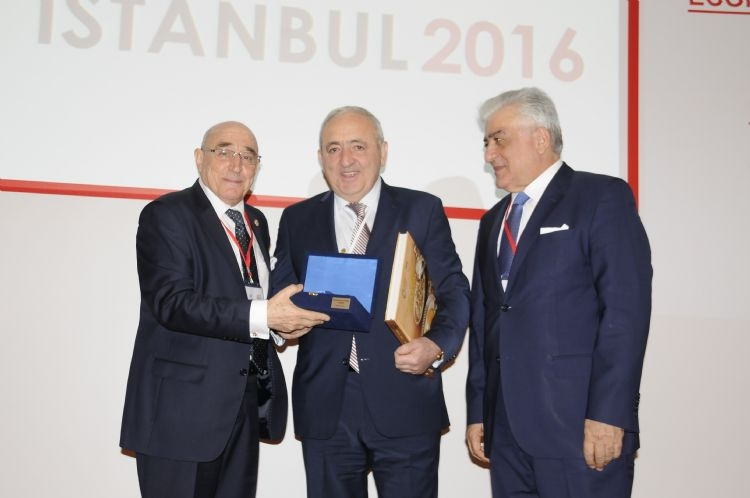 Participation of PABSEC Secretary General Mr. Asaf Hajiyev at the 19th Eurasian Economic Summit in Istanbul on 6 April 2016
