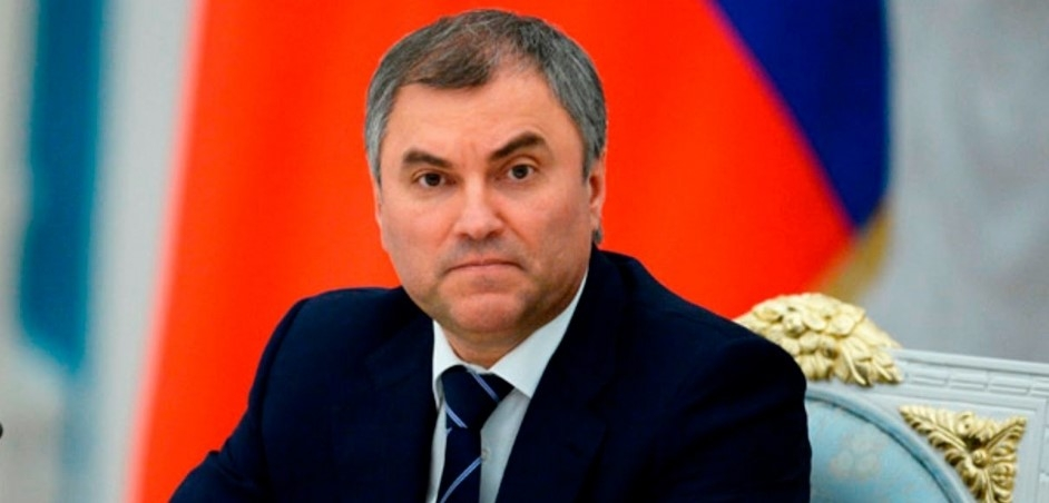 H.E. Mr. Vyacheslav VOLODIN, Chairman of the State Duma of the Federal Assembly of the Russian Federation